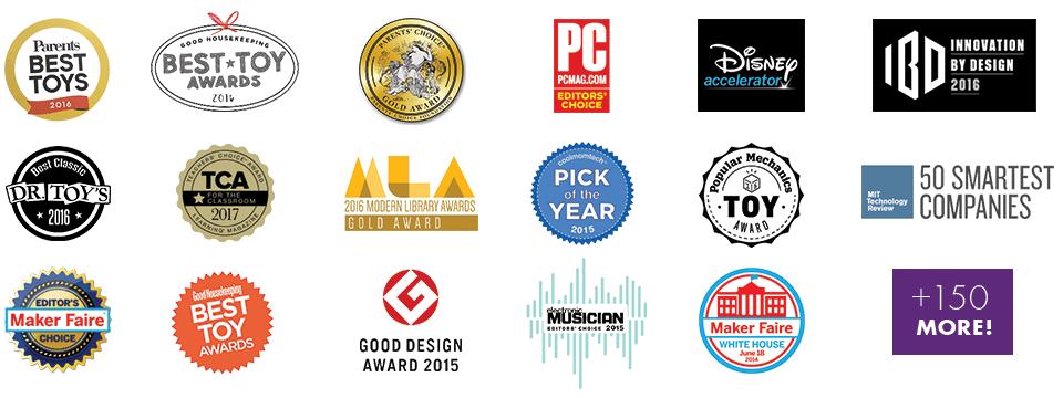 awards list for signature v3